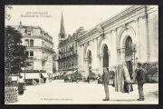 Chaise à porteurs à Aix-les-Bains